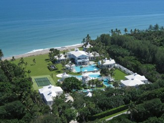 Celine Dion's Jupiter Florida Home Receives a Price Cut