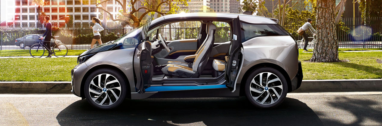 BMW i3 Outsells Tesla in August 2014