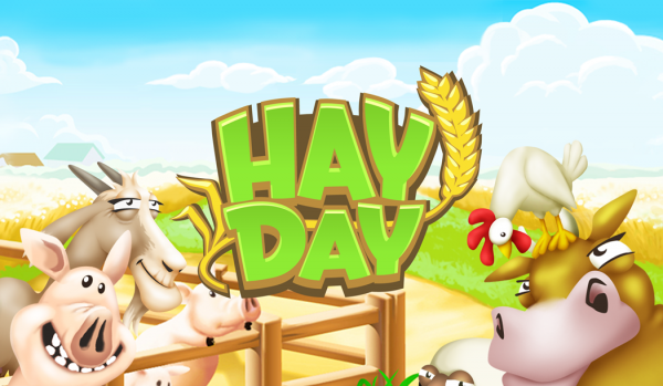 6. Hay Day