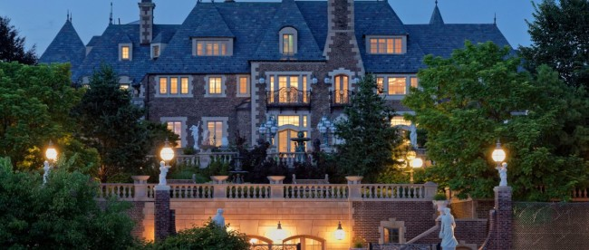 gatsby like long island mansion for sale for 100 million - House From The Great Gatsby